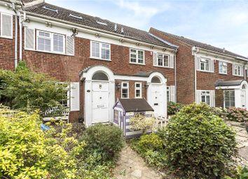 Thumbnail 4 bedroom terraced house for sale in Maldon Court, Carlton Road, Harpenden, Hertfordshire