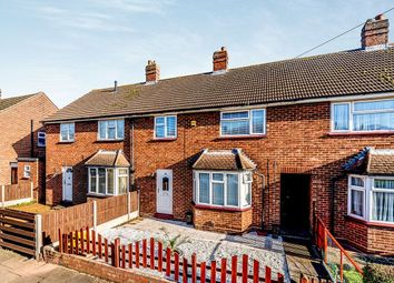 Thumbnail 3 bed terraced house for sale in Lovell Road, Bedford