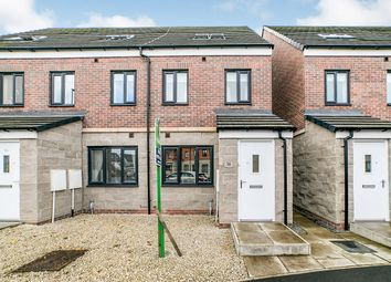 Thumbnail 3 bed end terrace house for sale in King Oswald Drive, Blaydon-On-Tyne, Tyne And Wear