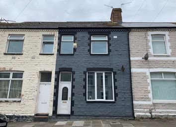 Thumbnail 1 bed flat to rent in Commercial Road, Barry