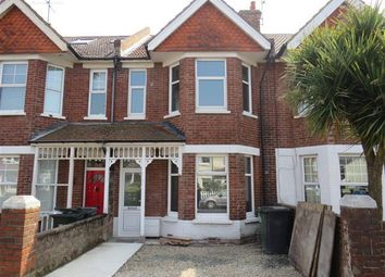Thumbnail 1 bed flat to rent in Whitley Road, Eastbourne