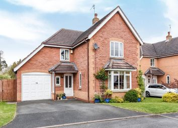 Thumbnail 4 bedroom detached house for sale in Brimfield, Shropshire