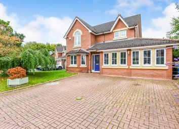 Thumbnail 4 bed detached house for sale in Pendle Gardens, Culcheth, Warrington, Cheshire