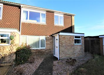 Thumbnail 3 bed end terrace house for sale in Nuffield Close, Bicester