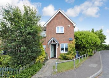 Thumbnail 2 bed semi-detached house for sale in Little Hyde Road, Great Yeldham, Halstead