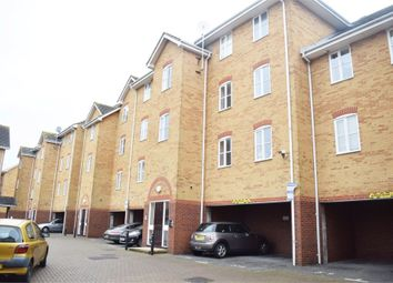 Thumbnail 2 bed flat for sale in Timber Court, Grays, Essex