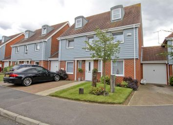 Thumbnail 5 bed detached house for sale in Wraysbury Drive, West Drayton