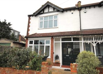 Thumbnail 3 bed end terrace house to rent in Chestnut Grove, New Malden
