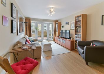 Thumbnail 1 bed flat for sale in St Davids Square, London