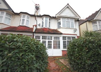 Thumbnail 4 bed semi-detached house to rent in Stanhope Avenue, Finchley, London