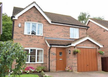 4 bed detached house for sale in Archers Close, Wrawby, Brigg DN20