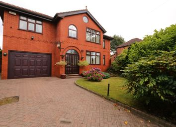 Thumbnail 5 bed detached house for sale in Dowson Road, Hyde