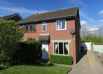 Thumbnail 3 bed semi-detached house for sale in Daffil Grove, Churwell, Leeds