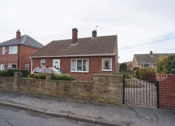 Thumbnail 1 bed bungalow for sale in Wellgarth Road, Pontefract