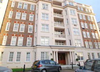 Thumbnail 1 bed flat to rent in Grove Court, 24 Grove End Road, St Johns Wood, London