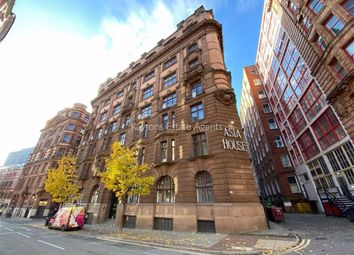 Thumbnail 2 bed flat to rent in Asia House, Princess Street, Manchester