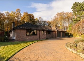 Thumbnail 4 bed detached bungalow for sale in The Meadows, Muir Of Ord