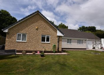 Thumbnail 6 bed detached bungalow for sale in Rosewarne Mews, Tehidy Road, Camborne