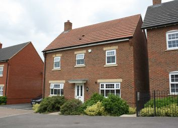 Thumbnail 3 bed detached house to rent in Partridge Close, Didcot