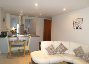 Thumbnail 1 bedroom flat to rent in Meridian Tower, Trawler Road, Swansea.