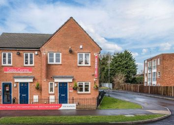 Thumbnail 3 bed semi-detached house for sale in Chappell Close, Aylesbury