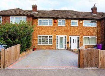 Thumbnail 3 bedroom terraced house for sale in Fairoak Gardens, Romford