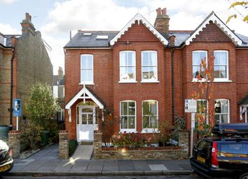 Thumbnail 4 bed semi-detached house to rent in Hartington Road, St Margarets