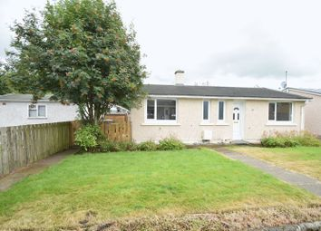 Thumbnail 2 bed detached bungalow to rent in Millstone Park, Biggar