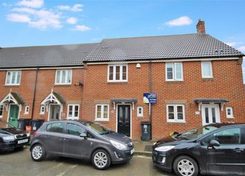 Thumbnail 2 bedroom terraced house for sale in Truscott Avenue, Redhouse, Swindon