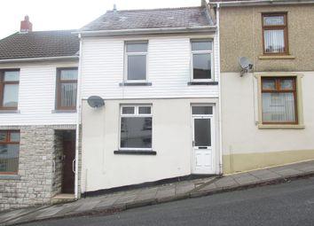 Thumbnail 3 bed terraced house for sale in Treharne Street, Merthyr Vale, Merthyr Tydfil