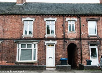 Thumbnail 3 bed terraced house for sale in Mayfield Road, Ashbourne Derbyshire