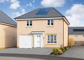 "Thumbnail 4 bed detached house for sale in ""Glenbuchat"" at Glasgow Road, Kilmarnock"