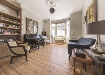 Thumbnail 4 bed terraced house to rent in Harbut Road, London