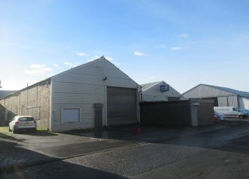 Thumbnail Industrial for sale in West Donington Street, Darvel