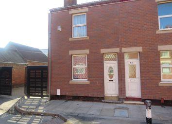 Thumbnail 2 bed end terrace house for sale in Ellerker Avenue, Hexthorpe, Doncaster