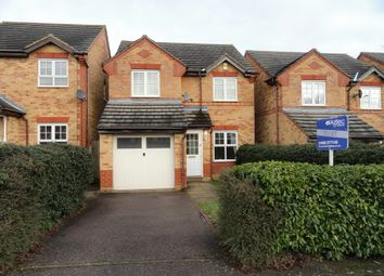 Thumbnail 3 bedroom detached house to rent in Roeburn Crescent, Emerson Valley, Milton Keynes