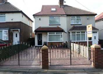 3 bed semi-detached house for sale in Wellfield Road North, Wingate TS28