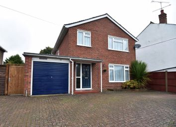 Thumbnail 3 bed detached house for sale in Weybourne Road, Farnham