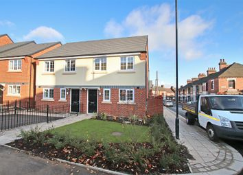 Thumbnail 3 bed semi-detached house for sale in Off Bucknall New Road, Hanley, Stoke-On-Trent