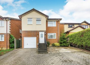 Thumbnail 4 bedroom detached house for sale in Halstock Close, Preston, Weymouth