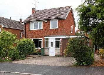 Thumbnail 3 bed detached house for sale in Oaklea Way, Old Tupton, Chesterfield, Derbyshire