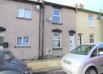 Thumbnail 3 bed terraced house for sale in Springfield Road, Gillingham, Kent.