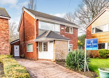 Thumbnail 4 bed detached house for sale in Aintree Close, Hazel Grove, Stockport, Cheshire