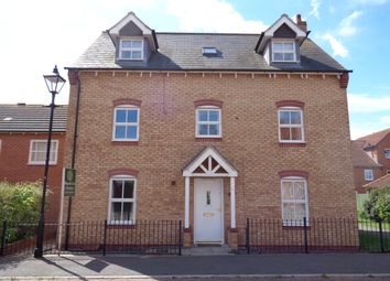 Thumbnail 5 bed detached house to rent in Sorrell Road, Witham St Hughs