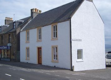Thumbnail 4 bed detached house for sale in High Street, Avoch