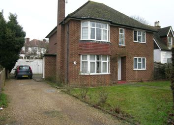 Thumbnail 2 bed maisonette to rent in Aldershot Road, Guildford, Surrey