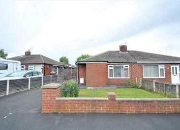 Thumbnail 1 bed semi-detached bungalow for sale in Ribble Close, Freckleton, Preston, Lancashire