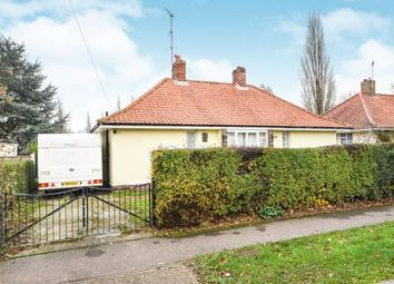 Thumbnail 2 bed bungalow for sale in Silver Street, Silver End, Witham