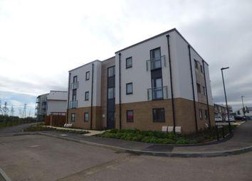 Thumbnail 2 bedroom flat for sale in James Avenue, Peterborough, Cambridgeshire, United Kingdom