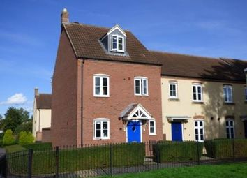 Thumbnail 3 bed end terrace house to rent in Chivenor Way Kingsway, Quedgeley, Gloucester